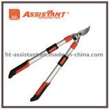 Secateurs подрежа наковальню Loppers ножниц составной с телескопичными алюминиевыми ручками