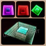 巨大な党および生産の会議のためのショッピング通路3D LEDのダンス・フロア