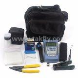 Outils à main portatifs de kit d'utilitaires/de fibre optique de FTTH