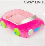 Le sac de couchage de produits de crabot de modèle s'est assemblé des bâtis d'animal familier de véhicule de dessin animé