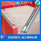Top Selling Tile Trim Aluminum Aluminum Profile Extrusion with Anodized
