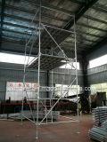 SGSは構築のためにRinglockの足場製造業者を修飾した