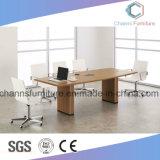 Color Mobiliario de oficina opcional Mesa de conferencia de melamina