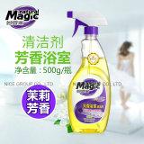 Natürliches magisches aromatisches Badezimmer-Reinigungsmittel