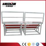 Canalización vertical coral fija del coro de la etapa del marco de aluminio de Shizhan