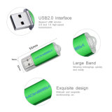 소형 다채로운 USB 2.0 저장 플래시 메모리 펜 드라이브