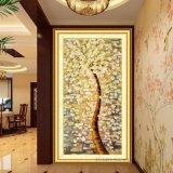 La peinture chinoise estampée par Digitals d'arbre pour la décoration de vestibule