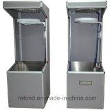 Máquina do teste de Repellency da água de Bundesmann
