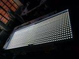 Rectángulo ligero de aluminio del soporte de visualización de LED del marco de la tela de la pared ahorro de energía del contexto para hacer publicidad