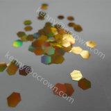 황금 반짝임 조각 21501 바디 반짝임
