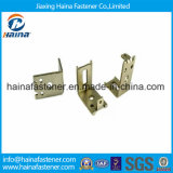 高品質OEMの形作る亜鉛によってめっきされるシート・メタル部分を押す