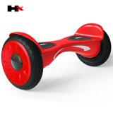 L'UL 2272 del fornitore di Hx ha approvato 10.5 l'auto astuto della rotella di pollice 2 che equilibra Hoverboard con la batteria di Bluetooth Samsung