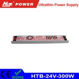 gestionnaire ultra mince de 24V300W DEL avec la fonction de PWM (HTB Serires)