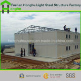 Casa durável do recipiente da casa de Prefabtricated da construção de aço