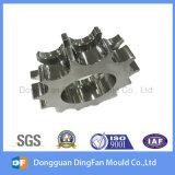Piezas de torneado que trabajan a máquina modificadas para requisitos particulares del CNC de la precisión para el sensor
