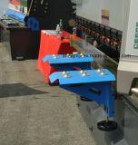 Freio Synchronous Eletro-Hydraulic da imprensa do CNC de We67k 125t/3200