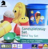 Jouet tout neuf de vente chaud de sable de modèle d'art