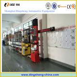 Aligner мастерской центра ремонта автомобиля