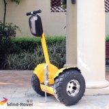 Scooter électrique de mobilité de char électrique de 2 roues pour l'adulte