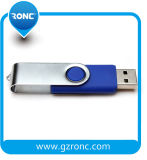 Disco flash Capacidad plena 4G 8G 16G 32G Mini USB del metal con la insignia del OEM