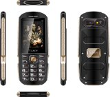 Мобильный телефон металла 2.4 дюймов полный
