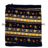 普及したクリスマスのギフトのカスタム羊毛の冬の首のウォーマーのスカーフ