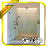 シャワーのドアのための緩和されたガラスはカスタマイズすることができる