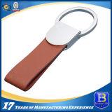 昇進(Ele-K025)のためのカスタマイズされた革Keychain