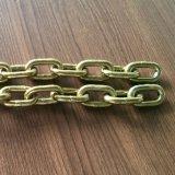 Catena di trasporto galvanizzata oro ad alta resistenza di G70 Nacm90