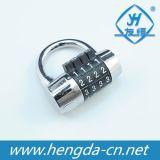Cadeado da segurança da combinação de código de 4 palavras/fechamento de Luggare (YH1205)