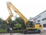 Alto auge del alcance de KOMATSU PC360-8mo para el martillo de pila del 13.8m
