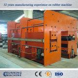 Correia transportadora de borracha Prensa de vulcanização com construção de quadros Xlb-1200 * 10000