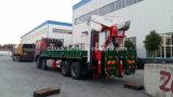 Clwのグループ8X4重いクレーンが付いているトラック120トンのクレーン
