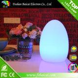 Lámpara de mesa de color recargable LED cambiante con inalámbrico para estudiar