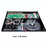 2channel PAのスピーカー600Wのプロ音声クラスTdの専門の電力増幅器