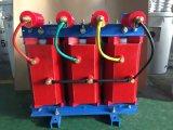 Tipo seco resina do molde transformador seco de uma distribuição de 630 kVA