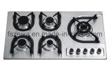 Küche-Gerät aufgebaut im 5 Brenner-Gas-Gewindebohrer Jzs95102