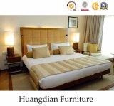 광고 방송 4 별 호텔 가구 (HD002)를 위한 나무로 되는 침실 세트