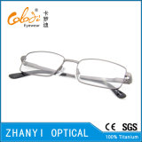 Blocco per grafici di titanio di vetro ottici di Eyewear del monocolo del Pieno-Blocco per grafici di alta qualità (9411)