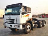 Vrachtwagen van de Tractor van Sinotruck HOWO Foton Dongfeng JAC de FAW Gebruikte