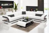 جديدة حديثة [أو] شكل قطاعيّ جلد أريكة لأنّ يعيش غرفة ([هك1122])