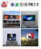 Visualización de pantalla a todo color al aire libre del módulo P5 320*160m m