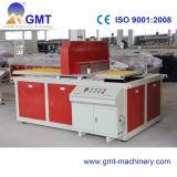 Protuberancia plástica de la producción de la tarjeta de la espuma de la corteza de WPC que hace la máquina