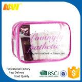 昇進のための透過ゆとりPVC旅行装飾的な袋