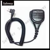 Microfono dell'altoparlante del walkie-talkie per Motorola Cp145 Cp040