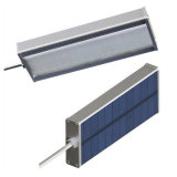 """48 lumière imperméable à l'eau extérieure légère solaire de mur de jardin de lampe de degré de sécurité de détecteur de mouvement de radar à micro-ondes de DEL 800lm avec """"copie claire"""" 4"""