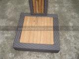 屋外のプールの柳細工の藤のシャワー(MTC-119)