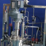 15 litres de fermenteur d'acier inoxydable (stirring de Mechanica)