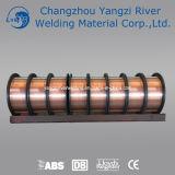 Fio de cobre de Aws Er70s-6 MIG para a soldadura do recipiente