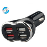 carregador do carro do USB de 6.8A 34W 4